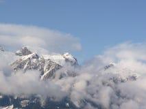Οι Άλπεις στοκ εικόνα