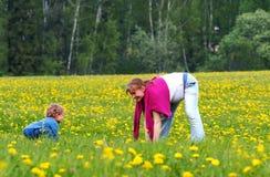 οι έγκυες νεολαίες γυ Στοκ εικόνα με δικαίωμα ελεύθερης χρήσης