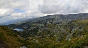 Οι λίμνες βουνών Στοκ Φωτογραφίες