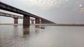 Οι δίδυμες γέφυρες Στοκ Εικόνα