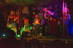 Οι αίγες Hillbilly Στοκ φωτογραφία με δικαίωμα ελεύθερης χρήσης
