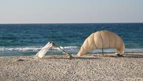 Οι ακτές της θάλασσας τη Μέση Ανατολή και το θαυμάσιο καλοκαίρι στοκ εικόνα