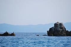 Οι ακτές των ονείρων μου Στοκ Φωτογραφίες