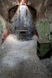 Οι ανέσεις της φυλακής Στοκ εικόνα με δικαίωμα ελεύθερης χρήσης