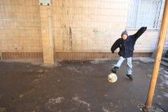 οι ανήλικοι προφυλάσσουν Στοκ Φωτογραφίες