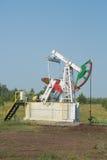 Οι αντλίες αντλιών πετρελαίου Στοκ φωτογραφία με δικαίωμα ελεύθερης χρήσης