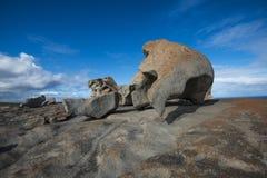 Οι αξιοπρόσεκτοι βράχοι του νησιού καγκουρό, Νότια Αυστραλία στοκ εικόνες