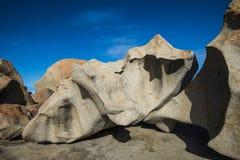Οι αξιοπρόσεκτοι βράχοι του νησιού καγκουρό, Νότια Αυστραλία στοκ φωτογραφία