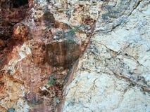 Οι απότομοι βράχοι των Taurus βουνών Στοκ Φωτογραφία