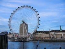 Οι απόψεις του Λονδίνου Στοκ εικόνα με δικαίωμα ελεύθερης χρήσης