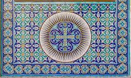 Οι αρμενικές διακοσμήσεις Στοκ εικόνα με δικαίωμα ελεύθερης χρήσης