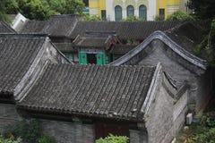 Οι αρχαίες παραδοσιακές κατοικίες σε Huizhouï ¼ ŒCHINA, ΑΣΊΑ στοκ εικόνες με δικαίωμα ελεύθερης χρήσης