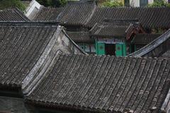 Οι αρχαίες παραδοσιακές κατοικίες σε Huizhouï ¼ ŒCHINA, ΑΣΊΑ στοκ εικόνες