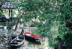 Οι βάρκες Στοκ Φωτογραφίες
