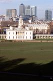 Οι βασίλισσες House, Greenwich Στοκ Φωτογραφία