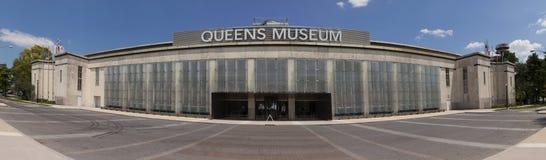 Οι βασίλισσες Μουσείο Τέχνης στοκ φωτογραφία με δικαίωμα ελεύθερης χρήσης