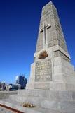 Οι βασιλιάδες σταθμεύουν το πολεμικό μνημείο Στοκ φωτογραφία με δικαίωμα ελεύθερης χρήσης