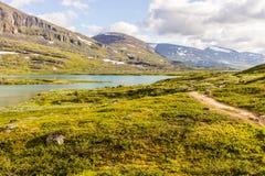 Οι βασιλιάδες σύρουν, όμορφη θέση για να ξοδεψουν το χρόνο Στοκ Εικόνες