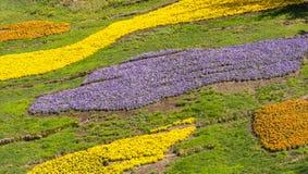 Οι βοτανικοί κήποι Trauttmansdorff Castle, Merano, νότιο Τύρολο, Ιταλία, στοκ εικόνα με δικαίωμα ελεύθερης χρήσης