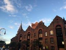 Οι βράχοι, Σύδνεϋ Στοκ εικόνα με δικαίωμα ελεύθερης χρήσης