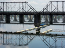 Οι γέφυρες Susquehanna Στοκ φωτογραφία με δικαίωμα ελεύθερης χρήσης