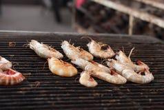 Οι γαρίδες στοκ εικόνα