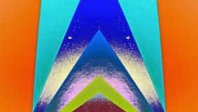 Οι γεωμετρικές γραμμές, γωνίες, κύκλοι, χρωμάτισαν και γραπτά σχέδια, ομιλία NS, εικόνες για τις απεικονίσεις και υπόβαθρο στοκ φωτογραφία