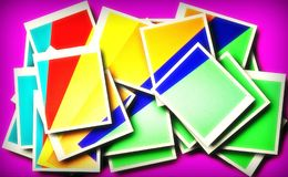 Οι γεωμετρικές γραμμές, γωνίες, κύκλοι, χρωμάτισαν και γραπτά σχέδια, ομιλία NS, εικόνες για τις απεικονίσεις και υπόβαθρο στοκ φωτογραφία με δικαίωμα ελεύθερης χρήσης