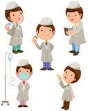 οι γιατροί ομαδοποιούν ελεύθερη απεικόνιση δικαιώματος