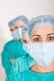 οι γιατροί ομαδοποιούν Στοκ εικόνες με δικαίωμα ελεύθερης χρήσης