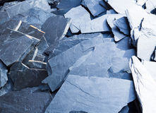 Οι γκρίζες πέτρες Στοκ φωτογραφίες με δικαίωμα ελεύθερης χρήσης
