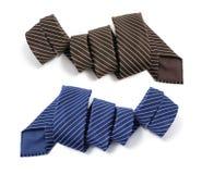 οι γραβάτες Στοκ Εικόνες