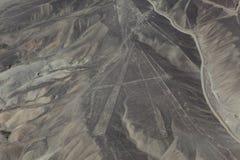 Οι γραμμές Nazca στο Περού στοκ φωτογραφίες με δικαίωμα ελεύθερης χρήσης