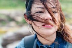 Οι γυναίκες περιμένουν με την ελπίδα Στοκ εικόνες με δικαίωμα ελεύθερης χρήσης