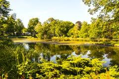 Οι δημόσιοι κήποι του Χάλιφαξ στοκ φωτογραφία