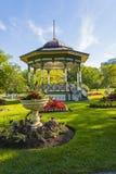 Οι δημόσιοι κήποι του Χάλιφαξ στοκ εικόνες
