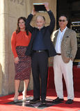 Οι ΕΔ Harris & ο ομοφυλόφιλος της Marcia σκληραίνουν & Andy Garcia Στοκ Φωτογραφία
