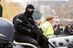 Οι ειδικές δυνάμεις Navi Στοκ φωτογραφίες με δικαίωμα ελεύθερης χρήσης