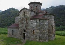 Οι εκκλησίες Zelenchuksky ή εκκλησίες χαμηλός-Arkhyz Στοκ φωτογραφία με δικαίωμα ελεύθερης χρήσης