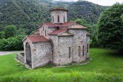 Οι εκκλησίες Zelenchuksky ή εκκλησίες χαμηλός-Arkhyz Στοκ Φωτογραφίες