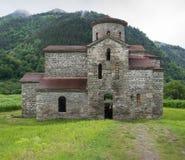 Οι εκκλησίες Zelenchuksky ή εκκλησίες χαμηλός-Arkhyz Στοκ εικόνα με δικαίωμα ελεύθερης χρήσης