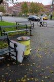 Οι εκλογές του Συμβουλίου playcard πετούν μακριά από τη βαριά θύελλα Στοκ Φωτογραφία