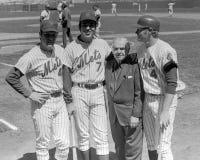 Οι εκλεκτής ποιότητας New York Mets Στοκ φωτογραφία με δικαίωμα ελεύθερης χρήσης