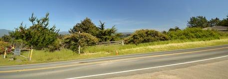 Οι εντυπώσεις από το θέρετρο Pointe φάρων καθοδηγούν το αριθ. 1, Καλιφόρνια ΗΠΑ Στοκ φωτογραφία με δικαίωμα ελεύθερης χρήσης