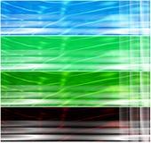 οι επικεφαλίδες θέτουν μερικές υδατώδεις Στοκ φωτογραφία με δικαίωμα ελεύθερης χρήσης