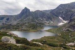 Οι επτά λίμνες Rila Στοκ εικόνα με δικαίωμα ελεύθερης χρήσης