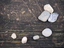 Οι επτά πέτρες Στοκ φωτογραφία με δικαίωμα ελεύθερης χρήσης