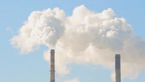 Οι λεπτές εγκαταστάσεις παραγωγής ενέργειας σωλήνων εκπέμπουν τον καπνό φιλμ μικρού μήκους