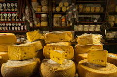Οι εραστές τυριών δεν θα απογοητευθούν σε Tandil, Αργεντινή Στοκ φωτογραφίες με δικαίωμα ελεύθερης χρήσης