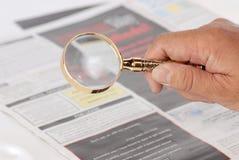 οι εργασίες γυαλιού π&omicron Στοκ φωτογραφίες με δικαίωμα ελεύθερης χρήσης